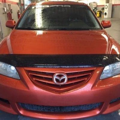 Mazda 6 (2004-2008)FormFit Hood Protector