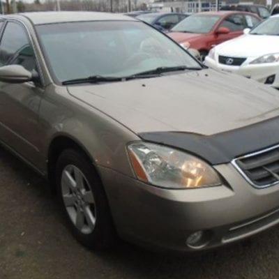 Nissan Altima 2002-2004