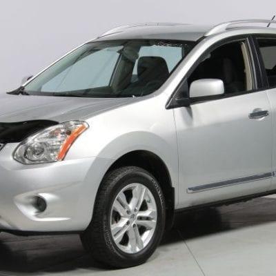 Nissan Rogue (2008-2013) FormFit Hood Protector