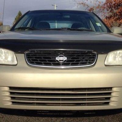 Nissan Sentra (2000-2003) FormFit Hood Protector