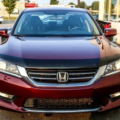 Honda Accord 4-Door (2013-2015) FormFit Hood Protector