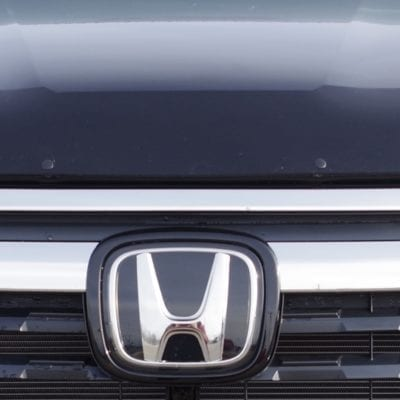Honda Passport (2019-Up) FormFit Hood Protector