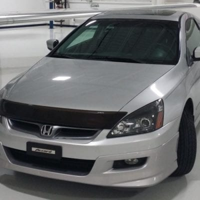 Honda Accord 2-Door (2003-2007) FormFit Hood Protector