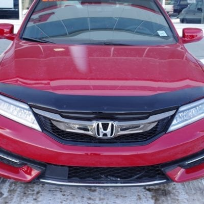 Honda Accord 2-Door (2013-2017) FormFit Hood Protector