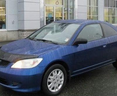 Honda Civic (2004-2005) <br>FormFit Hood Protector