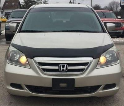 Honda Odyssey (2005-2007)FormFit Hood Protector