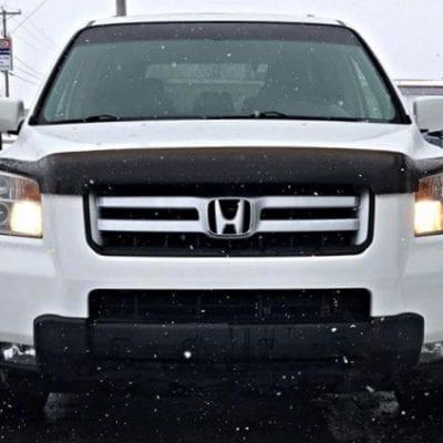 Honda Pilot (2006-2008) FormFit Hood Protector