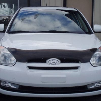 Hyundai Accent (2006-2011)<br>FormFit Hood Protector