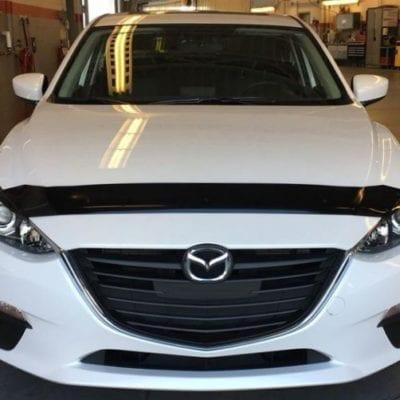 Mazda 3 (2014-Up)<br>FormFit Hood Protector