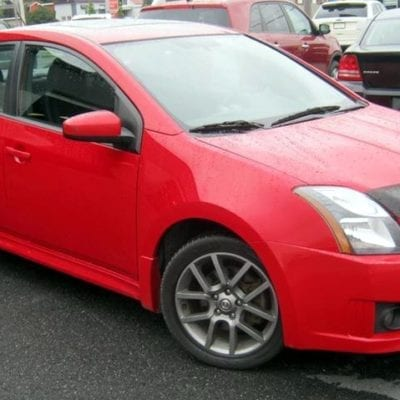 Nissan Sentra (2007-2012)<br>FormFit Hood Protector