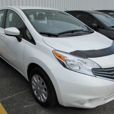 Nissan Versa Note (2014-Up) <br>FormFit Hood Protector