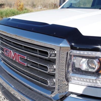 GMC Sierra 2500/3500 Gas Model (2015-Up) FormFit Hood Protector