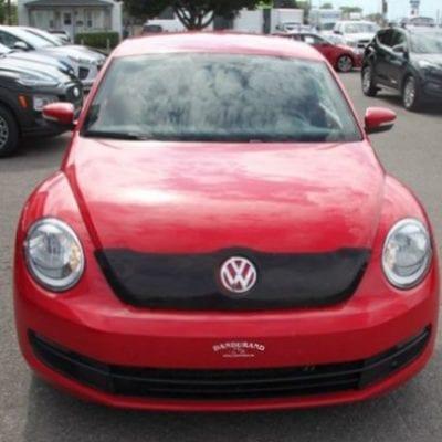 Volkswagen Beetle (2012-Up) FormFit Hood Protector