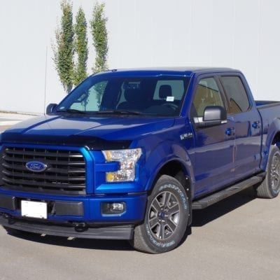 Ford F-150 (2015-Up) FormFit Hood Protector