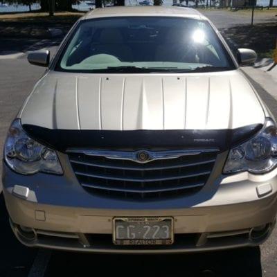 Chrysler Sebring (2008-2011)<br>FormFit Hood Protector