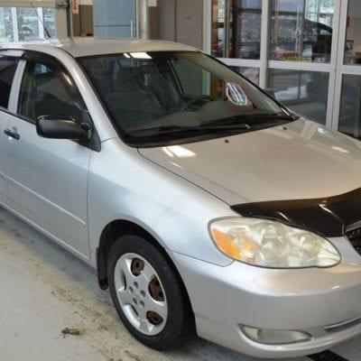 Toyota Corolla (2003-2008)<br>FormFit Hood Protector