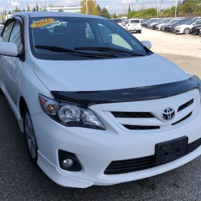 Toyota Corolla (2009-2013)FormFit Hood Protector