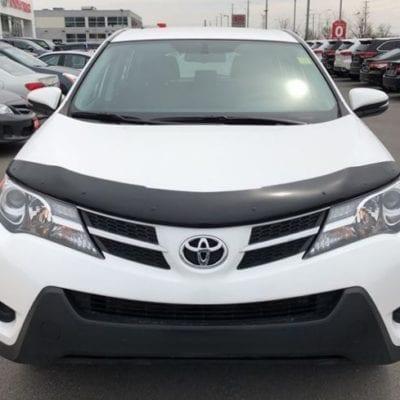 Toyota Rav4 (2013-2018)FormFit Hood Protector