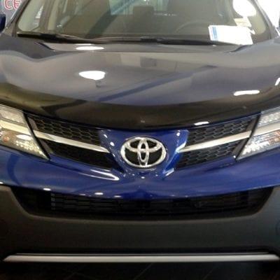 Toyota Rav4 (2013-2018) RapideFit Hood Protector