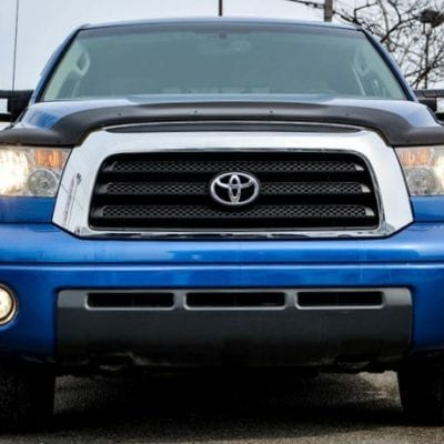 Toyota Tundra (2007-2013)<br>FormFit Hood Protector