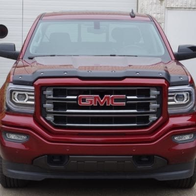 GMC Sierra 1500 (2014-2018)Textured Tough Guard