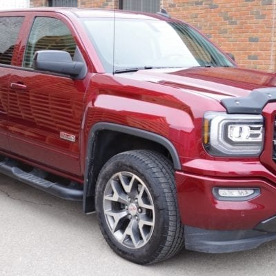 GMC Sierra 1500 (2014-2018) Smooth Tough Guard
