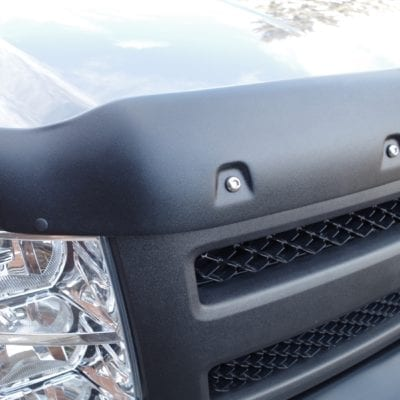 Chevrolet Silverado 1500 (2007-2013) Textured Tough Guard