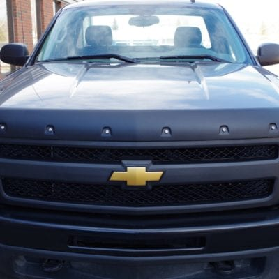 Chevrolet Silverado 1500 (2007-2013) Smooth Tough Guard