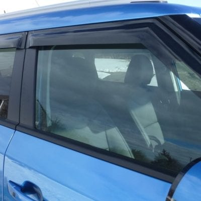KIA Soul (2014-2019) FormFit Side Window Visors