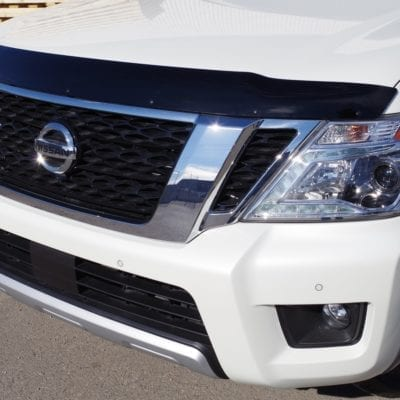 Nissan Armada (2017-Up)<br> FormFit Hood Protector
