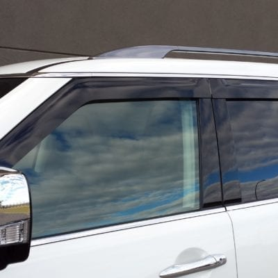 Nissan Armada (2017-Up) FormFit Side Window Visors
