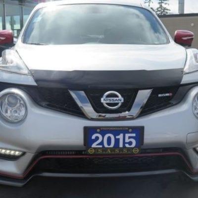 Nissan Juke (2015-2017) FormFit Hood Protector