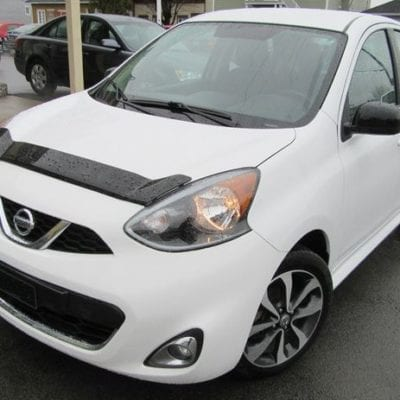 Nissan Micra (2014-Up) <br>FormFit Hood Protector