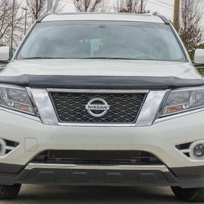 Nissan Pathfinder (2013-2016) FormFit Hood Protector