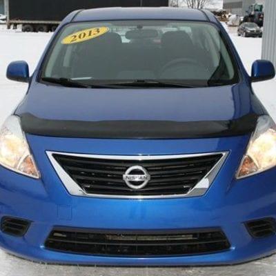 Nissan Versa Sedan (2012-Up) FormFit Hood Protector