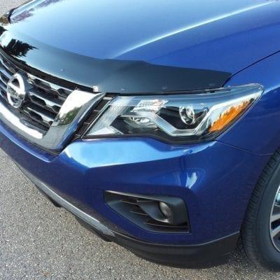 Nissan Pathfinder (2017-Up) <br>FormFit Hood Protector