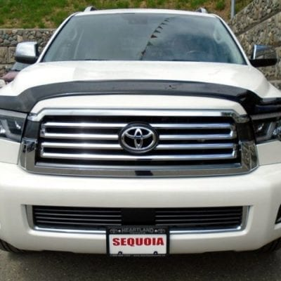 Toyota Sequoia (2008-Up)<br>FormFit Hood Protector