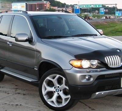 BMW X5 (2007-2013) FormFit Hood Protector