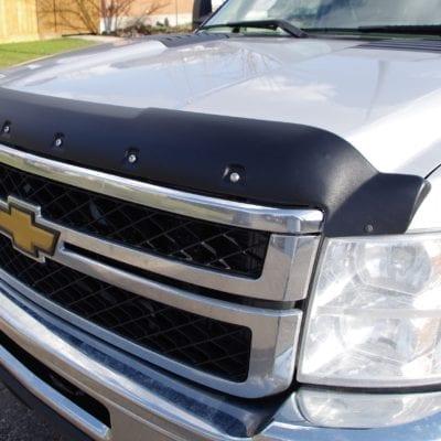 Chevrolet Silverado HD 2500/3500 (2008-2014) Textured Tough Guard