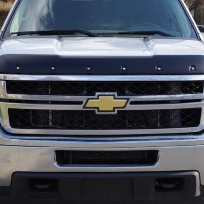 Chevrolet Silverado HD 2500/3500 (2008-2014) Textured Tough Guard