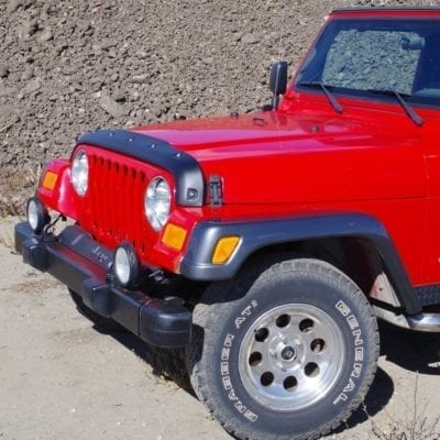 Jeep Wrangler TJ (1996-2006) Textured Tough Guard