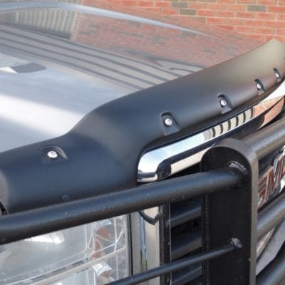 GMC Sierra 1500 (2007-2013) Textured Tough Guard
