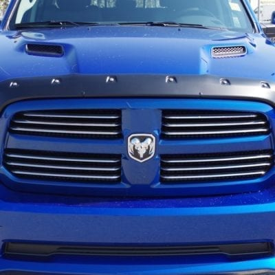 Dodge RAM 1500 (2009-2018) Textured Tough Guard