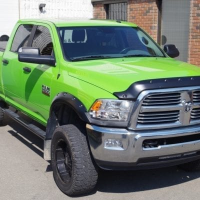 Dodge RAM 2500/3500 (2010-2018) Textured Tough Guard
