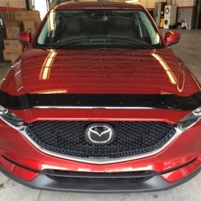 Mazda CX-5 (2017-up)FormFit Hood Protector