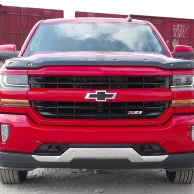 Chevrolet Silverado 1500(2016-2018) Textured Tough Guard