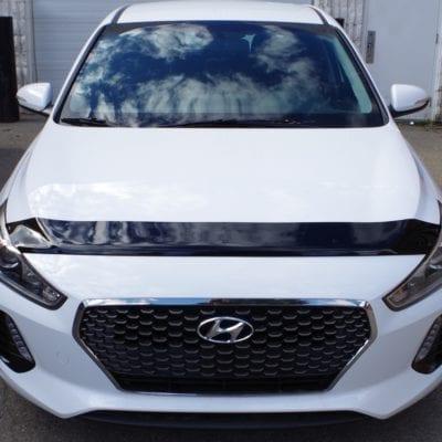 Hyundai Elantra GT (2018-up) FormFit Hood Protector