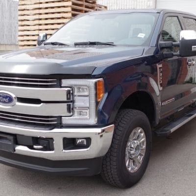 Ford Super Duty (2017-2019)FormFit Hood Protector