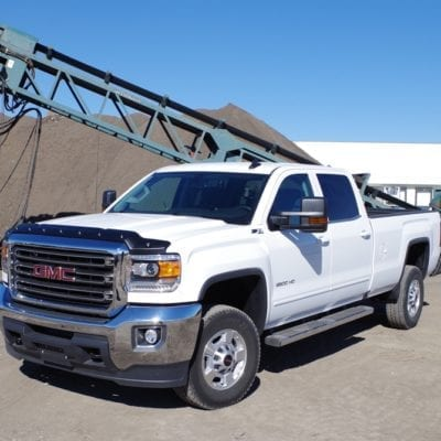 GMC Sierra HD 2500/3500 <br>Diesel Only (2015-2016) <br>Textured Tough Guard