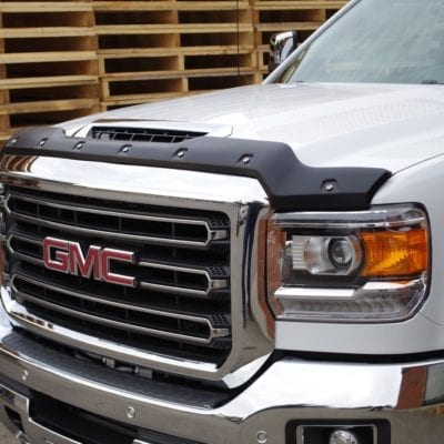 GMC Sierra HD 2500/3500 Diesel (2017-2019) Smooth Tough Guard